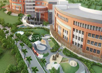 Delhi Public School (DPS), Pali Road, Jodhpur - 342005 Building Image