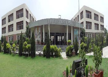 Delhi Public School (DPS),  National Highway 1, Rakh Jhita, Amritsar - 143115 Building Image