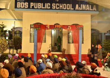 B. D. S Public School, Bohlian, Ajnala, Amritsar - 143102 Building Image