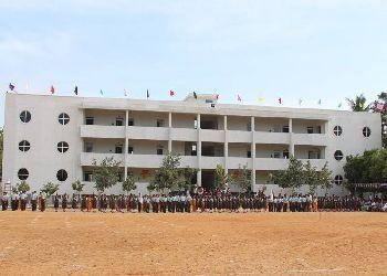 National Modern Matriculation School, 283, Anna Nagar, Coimbatore- 641004 Building Image