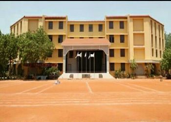 The Vikasa Higher Secondary Schol Building Image