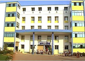 Mahatma Montessori School Building Image