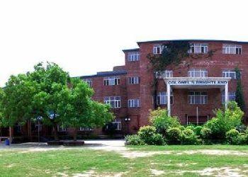 Coimbatore Corporation Girls Higher Secondary School Building Image