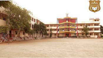Madonna Matriculation & Hr. Secondary School Building Image