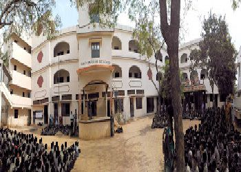 Sakthi Matriculation Higher Secondary School Building Image