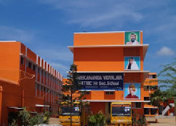 Vivekananda Vidyalaya Matriculation Higher Secondary School Building Image