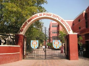 St. Anslem Pinc City Senior Secondary School, Jaipur East, Jaipur - 302017 Building Image