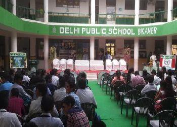 Delhi Public School (DPS), Bikaner - 334001 Building Image