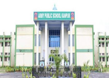 Army Public School Building Image