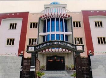 U. P. Kirana Seva Samiti Balika Vidyalay Building Image