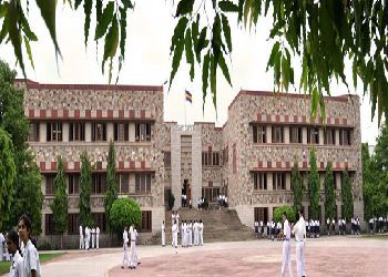 St Xavier's Senior Secondary School, Jaipur West, Jaipur - 302001 Building Image