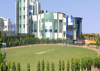 Lotus Vally International School, Sector-126, Expressway, Noida, Uttar Pradesh 201313 Building Image