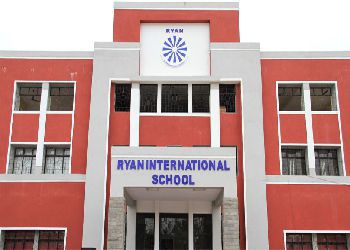 Ryan International School, Secondary School, 14, Girwa, Udaipur - 313001 Building Image