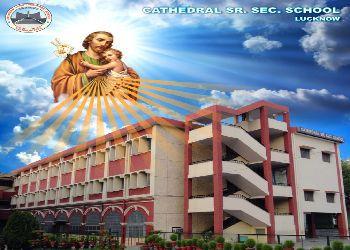 Cathedral Sr. Sec. School, 70, Mahatma Gandhi Marg, Hazratganj, Lucknow, Uttar Pradesh - 226001 Building Image