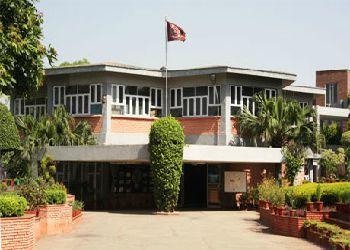 Apeejay School Noida Building Image