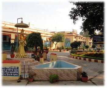 Kendriya Vidyalaya BHU Building Image