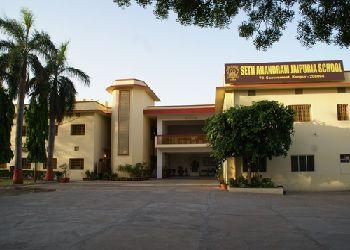 Seth Anandram Jaipuria Cantt Building Image