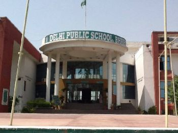 Delhi Public School (DPS), NH 11, Near Sewar Bridge, Bharatpur, Bharatpur - 321303 Building Image
