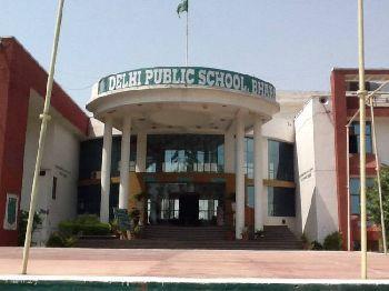 Delhi Public School (DPS), NH-11, Near Sewar Bridge, Bharatpur, Bharatpur - 321303 Building Image