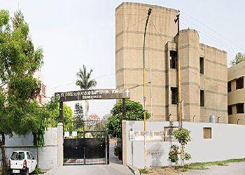 St Anns Senior Secondary School, 45, Jadugar Road, Civil Lines, Roorkee, Uttarakhand - 247667 Building Image