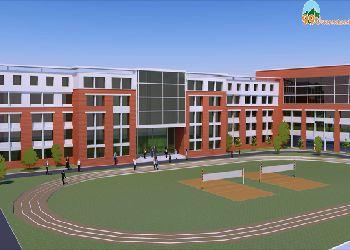 Doon Valley Public School, Kaulagarh, Dehradun - 248003 Building Image