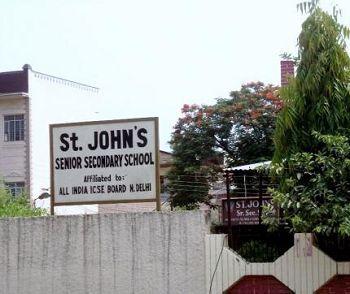 St. John's Senior Secondary School Building Image