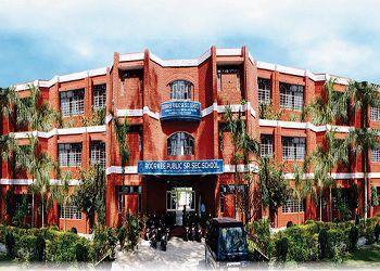 Roorkee Public School, Haridwar Road, Roorkee - 247667 Building Image