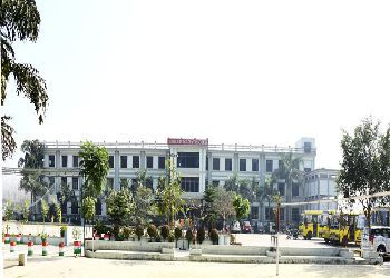 Scholars Academy, Chhutmalpur Roorkee Road, Roorkee, Uttarakhand - 247667 Building Image