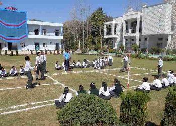 Delhi Public School (DPS), Shri Ram Vatika, Kati Ghati, Jaipur Road, Alwar - 301001 Building Image