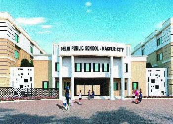 Delhi Public School (DPS), Khairi, Khairi, Nagpur - 440026 Building Image
