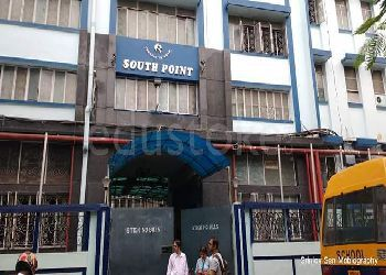 South Point School Building Image