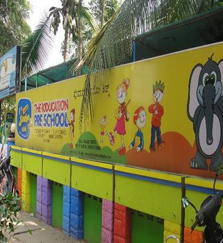 Podar Jumbo Kids, 318, 6Th Cross, 4Th Main Road, Ombr Layout, Banswadi, Bengaluru - 560043 Building Image