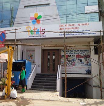 Petals Montessori School, A 18 Doddanakundi Cross, Marathhalli, Mahadevapura Ring Road, Bengaluru - 560037 Building Image