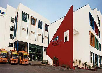 GEMS International School Building Image