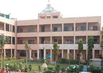 Yuva Shakti Model School Building Image