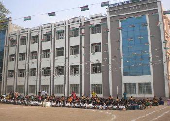 Warangal Public School Building Image