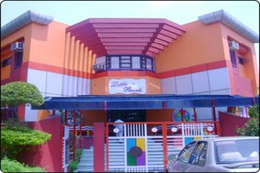 Little Pearls Play School Building Image