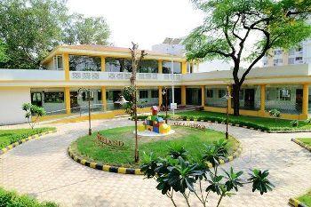 Wonderland Playschool Building Image