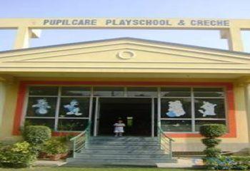 Pupil Care Nursery School Building Image