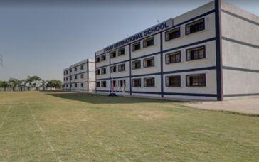 Podar International School Building Image