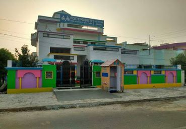 Footprints Preschool And Day Care Creche Building Image