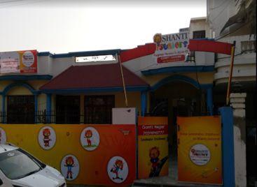 Shanti Juniors Play School Building Image