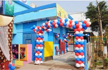 Indo American Montessori Pre School Building Image