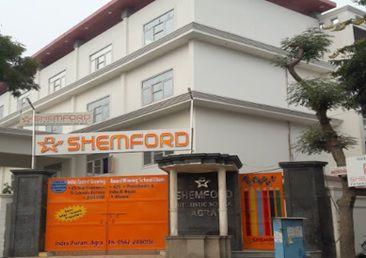 Shemford Futuristic School Building Image