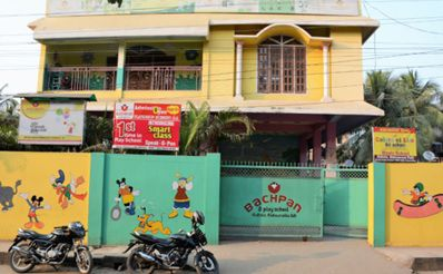 Bachpan Play School Building Image