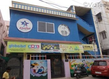Kidzee Preschool Building Image