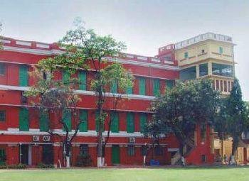Calcutta Boys School Building Image
