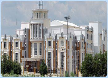 India International School Building Image