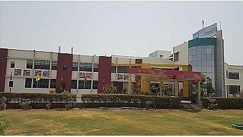 Vidhyashram International School Building Image