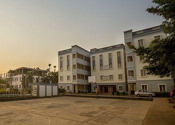 Sanskruti Global School Building Image